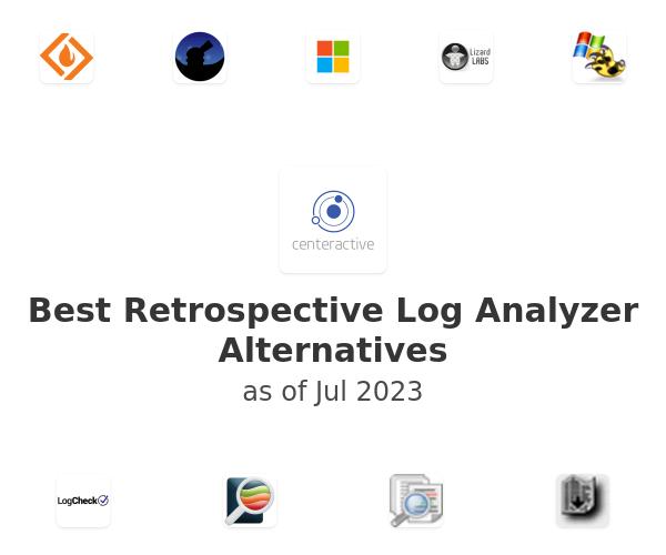 Best Retrospective Log Analyzer Alternatives
