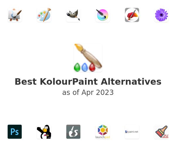 Best KolourPaint Alternatives