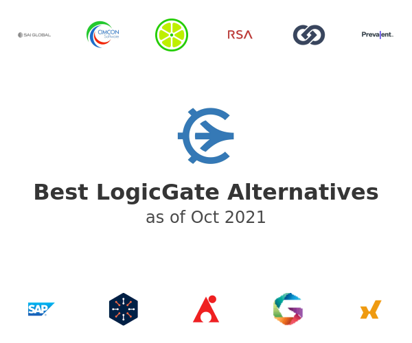 Best LogicGate Alternatives