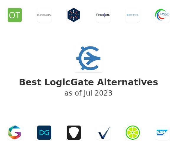 Best LogicGate Alternatives