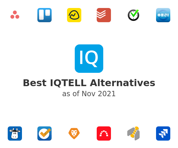Best IQTELL Alternatives