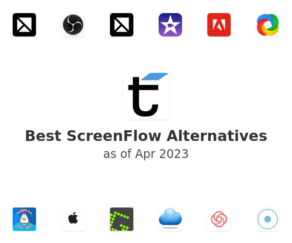 Best ScreenFlow Alternatives