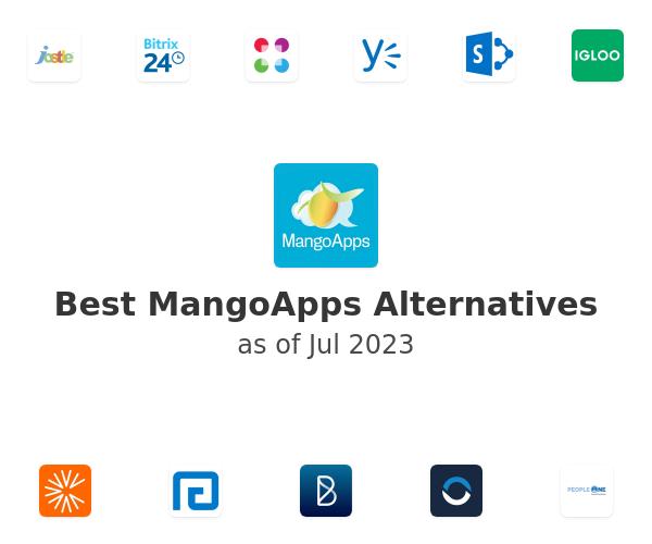 Best MangoApps Alternatives