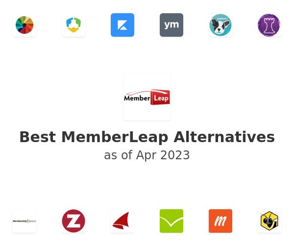 Best MemberLeap Alternatives