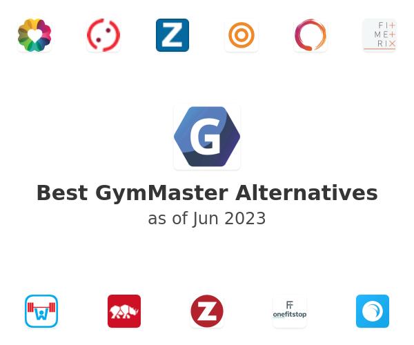 Best GymMaster Alternatives
