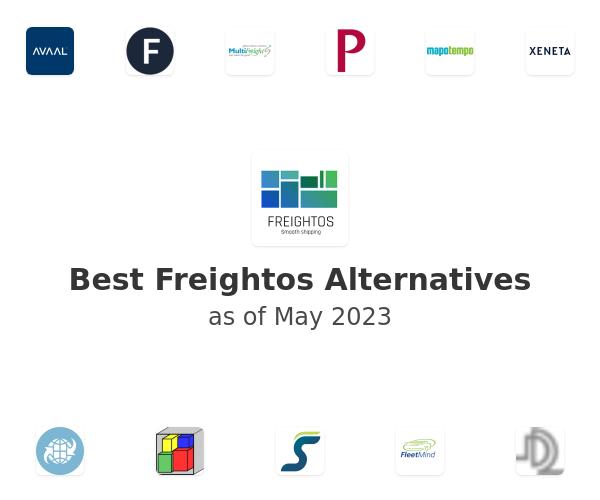 Best Freightos Alternatives