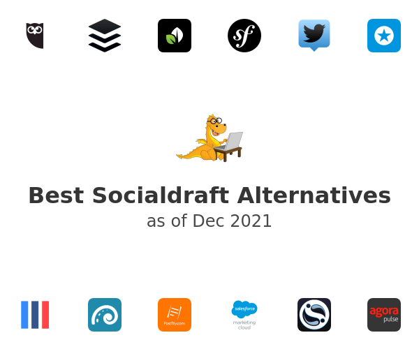 Best Socialdraft Alternatives