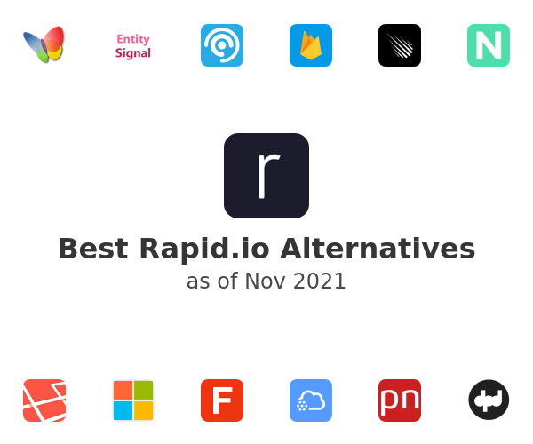 Best Rapid.io Alternatives