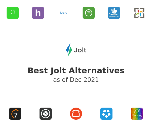 Best Jolt Alternatives