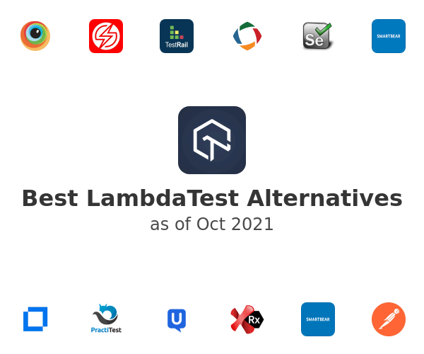 Best LambdaTest Alternatives