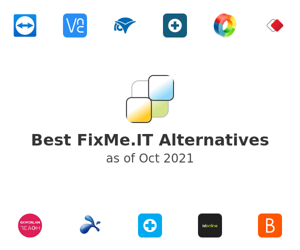 Best FixMe.IT Alternatives
