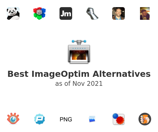 Best ImageOptim Alternatives