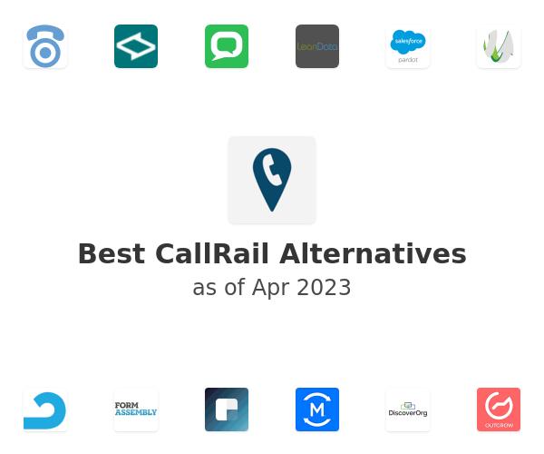 Best CallRail Alternatives