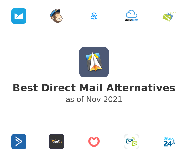Best Direct Mail Alternatives