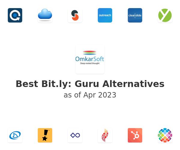Best Bit.ly: Guru Alternatives