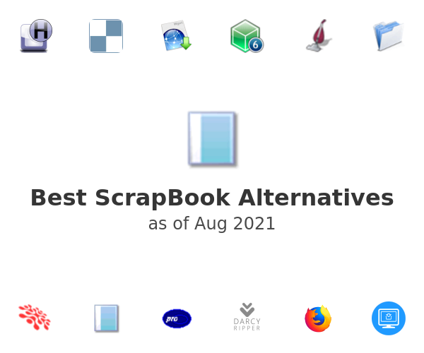 Best ScrapBook Alternatives