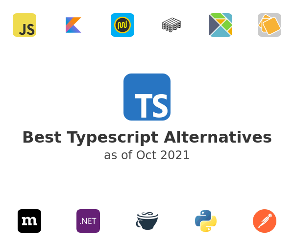 Best Typescript Alternatives