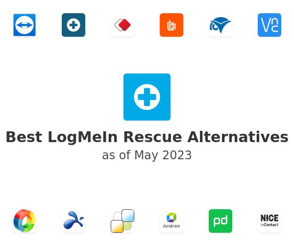 Best LogMeIn Rescue Alternatives