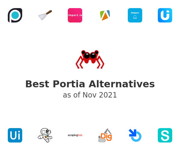 Best Portia Alternatives