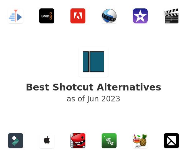 Best Shotcut Alternatives