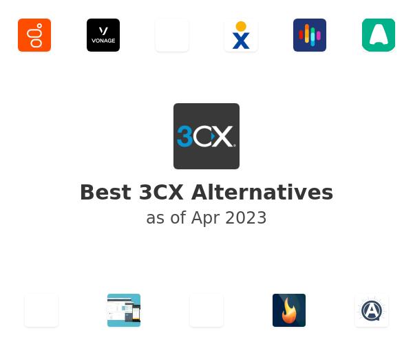 Best 3CX Alternatives