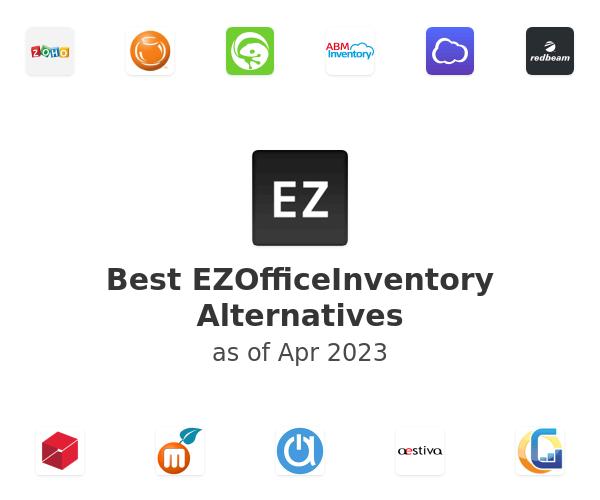 Best EZOfficeInventory Alternatives