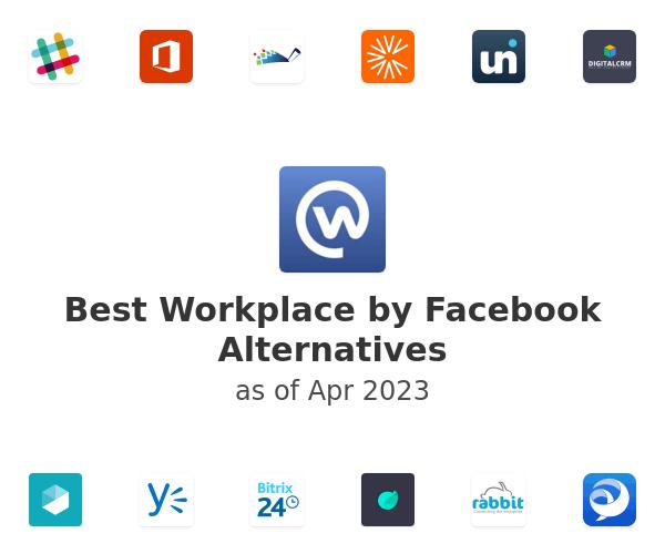 Best Workplace by Facebook Alternatives