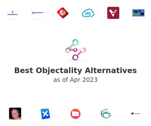Best Objectality Alternatives