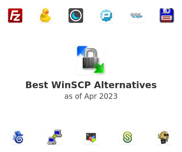 Best WinSCP Alternatives