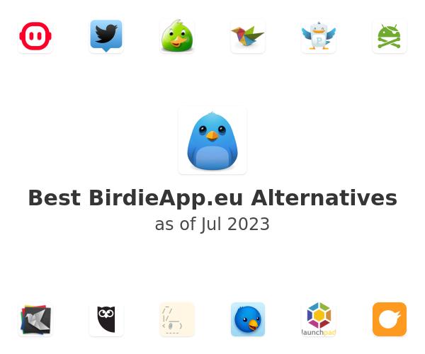 Best Birdie Alternatives