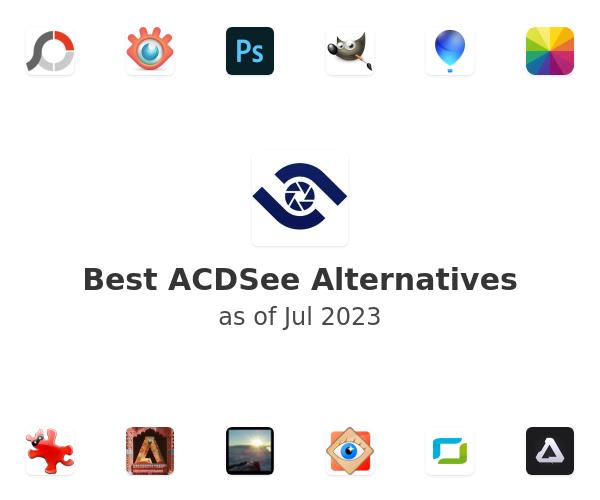 Best ACDSee Alternatives