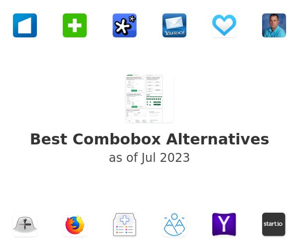 Best Combobox Alternatives