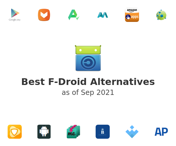 Best F-Droid Alternatives