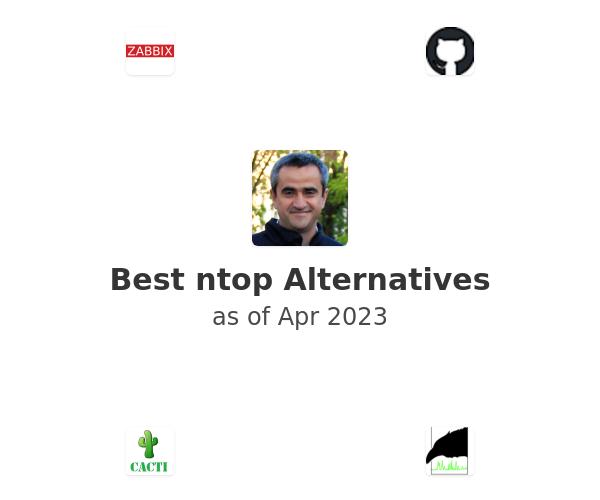 Best ntop Alternatives