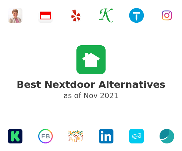 Best Nextdoor Alternatives