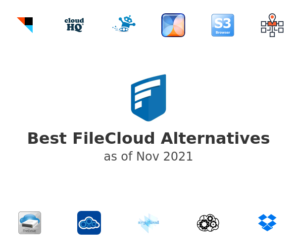 Best FileCloud Alternatives