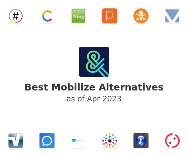 Best Mobilize Alternatives