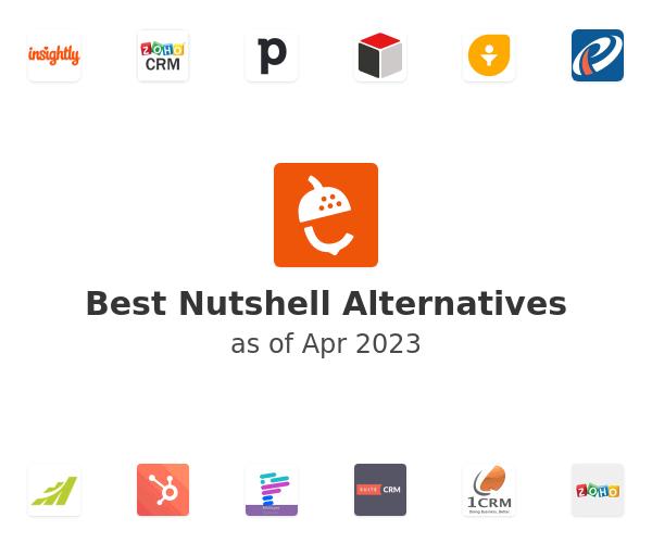 Best Nutshell CRM Alternatives