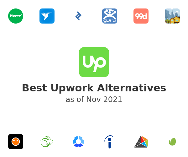 Best Upwork Alternatives