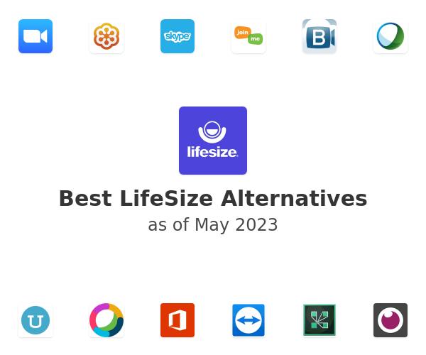 Best LifeSize Alternatives