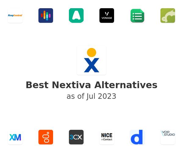 Best Nextiva Alternatives