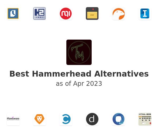 Best Hammerhead Alternatives