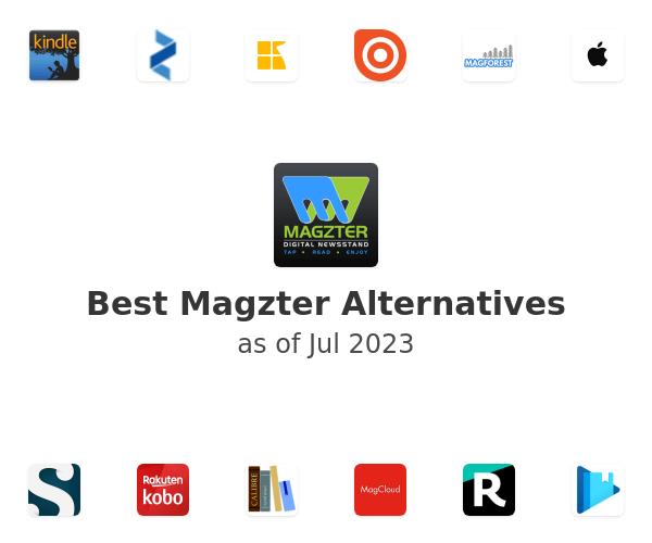 Best Magzter Alternatives