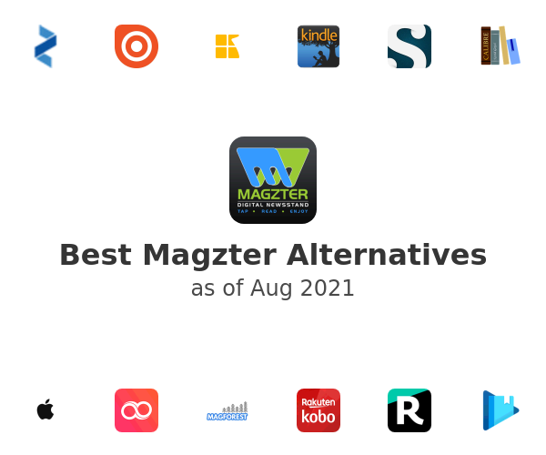 Best Magzter Alternatives