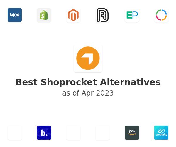 Best Shoprocket Alternatives