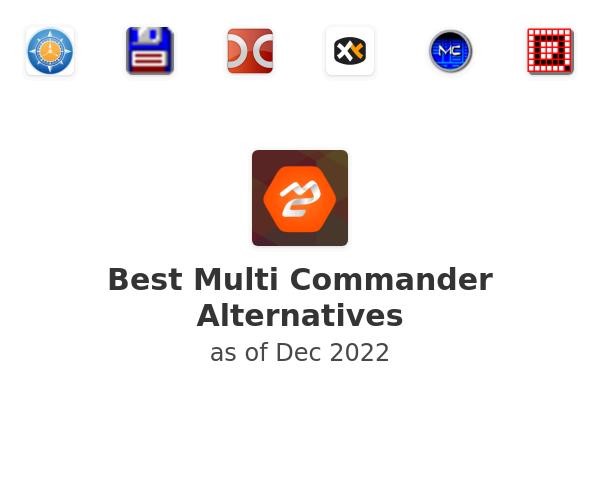 Best Multi Commander Alternatives
