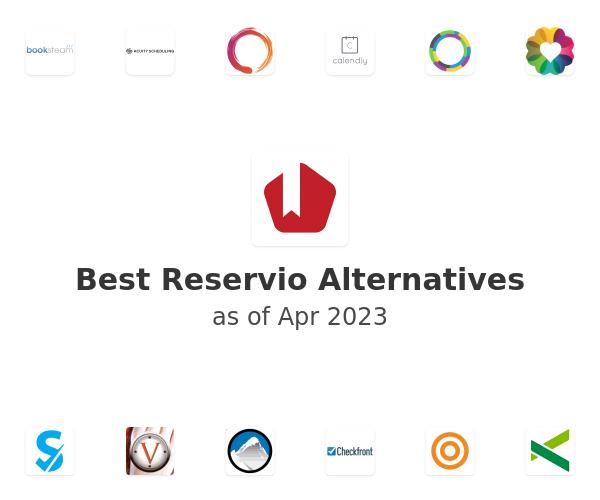 Best Reservio Alternatives