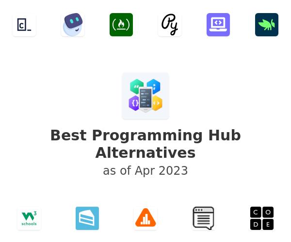 Best Programming Hub Alternatives