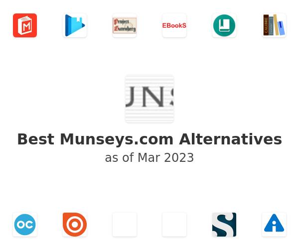 Best Munseys.com Alternatives