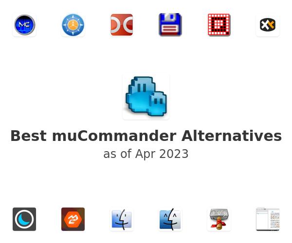 Best muCommander Alternatives